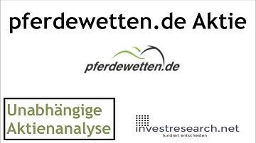 Pferdewetten de Aktie: Deutscher Marktführer bei Onlinewetten für Pferderennen
