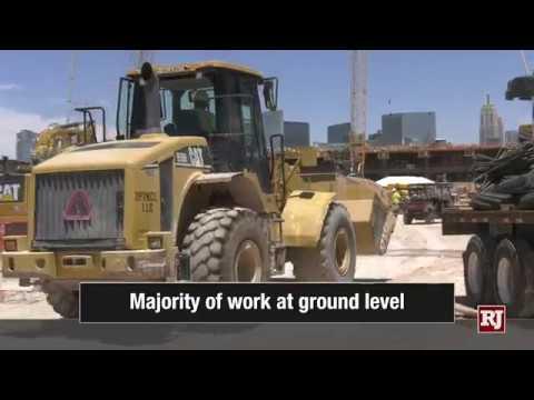 Vegas Nation Stadium Show: Stadium and Practice Facility Update