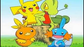 Pokemon: Hoenn Theme Song: Advanced  Battle