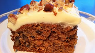 How To Make A Delicious Homemade Carrot Cake