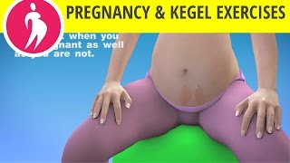 Kegel Exercises Video for Women during Pregnancy: Stronger Vaginal Muscles for easier Childbirth