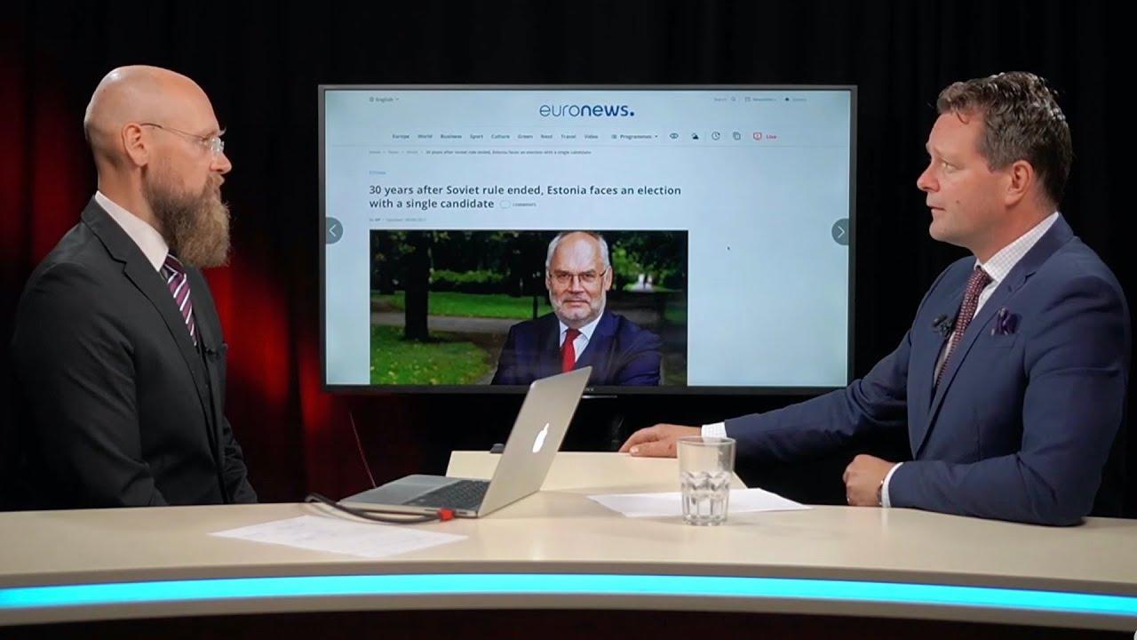 Fookuses: presidendimääramise farss on teinud Eestist rahvusvahelise naerualuse