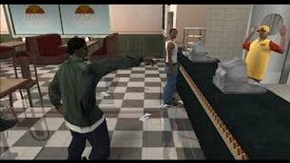 El ladrón de Ryder (GTA San Andreas) / Misión #2.