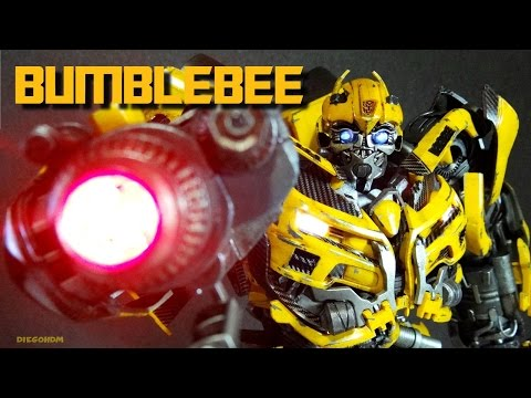 ThreeA Bumblebee 3A Transformers Dark of the Moon REVIEW / DiegoHDM