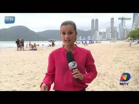 Setor turístico está otimista para o início da alta temporada em Balneário Camboriú