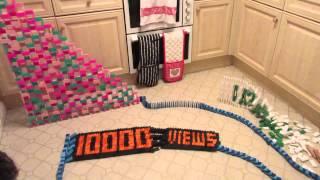 10,000 Views Domino Special