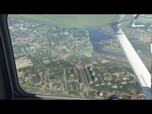Microsoft Flight Simulator: Narva