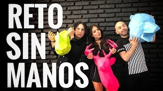 RETO SIN MANOS -  🌟 RULES