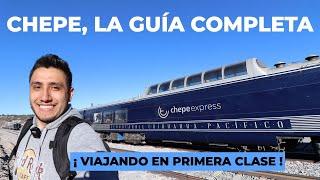 Así es viajar en el CHEPE en 2021   guía completa   explorando México #3   Gustavo Eduardo #chepe