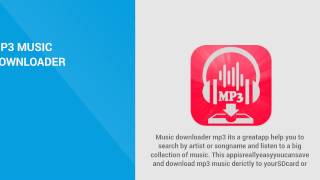 Download Mp3 Music Application