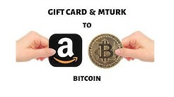 Convert Amazon Gift Card to Bitcoin (USA,Canada,UK,Japan) in Hindi
