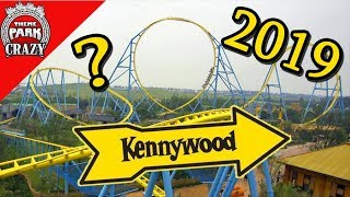 Has Kennywood's 2019 Coaster Been Revealed?