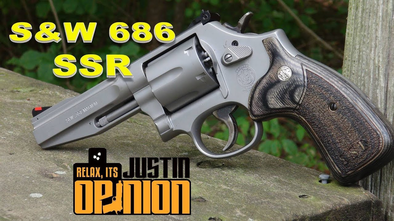 Smith Wesson 686 SSR