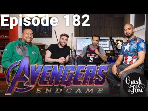 Episode 182 - Avengers Endgame Discussion
