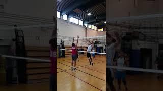 Мой волейбол.