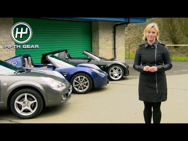 McLaren alternatives from just £2,000 | Fifth Gear