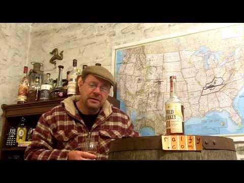 whisky review 394 - Wild Turkey 101 bourbon