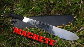 ABSsupervivencia: El machete. Todo sobre él.
