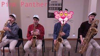Pink Panther Saxophone Quartet