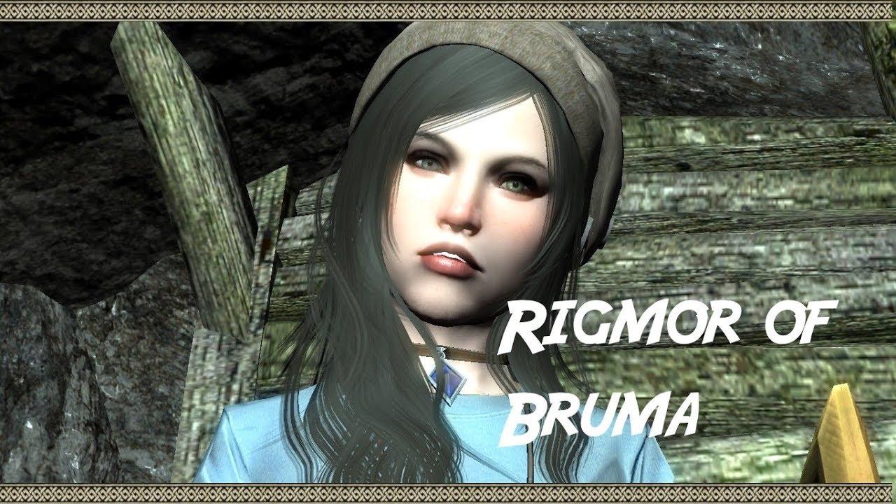 Skyrim Mods: Rigmor of Bruma pt 2