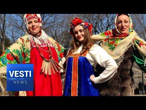 New World Celebrates Ancient Slavic Holiday of Maslenitsa! Festivals in Ottawa, New York!