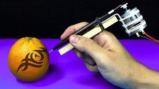 How To Make a Tattoo Machine / Tattoo Gun At Home