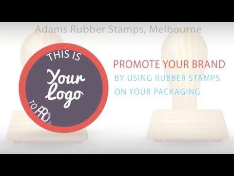 Rubber Stamps Melbourne - For Startup Businesses