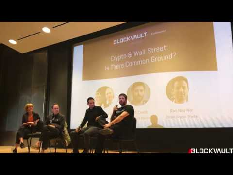 Crypto & Wall Street: Is There Common Ground