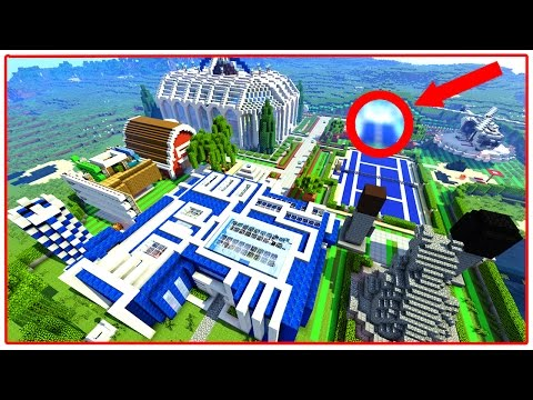 WORLD'S BIGGEST MINECRAFT REDSTONE HOUSE!