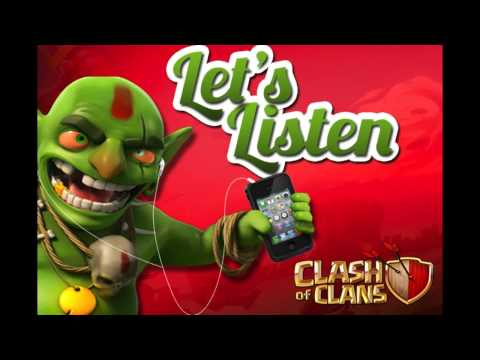 Clash Of Clans - Clan War RARE Ost (Original Music)