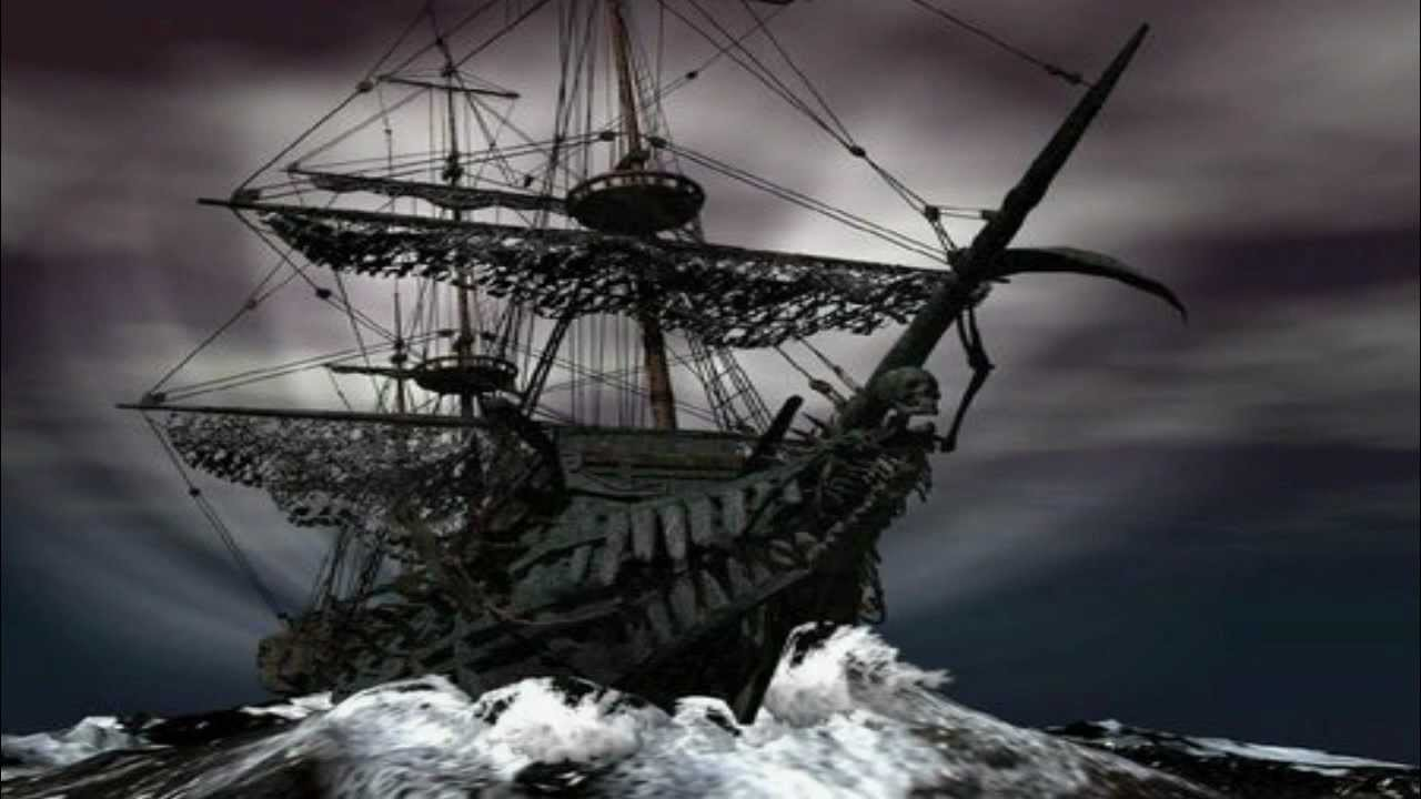 Pirates of the Caribbean: Davy Jones and Flying Dutchman