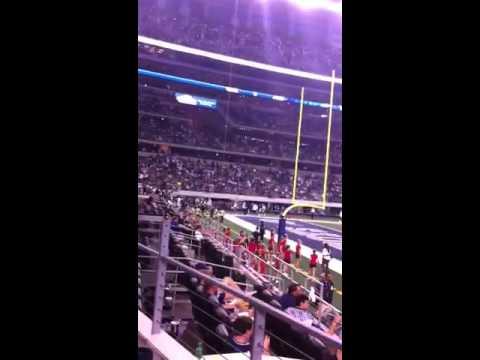 Dallas Cowboy Cheerleaders