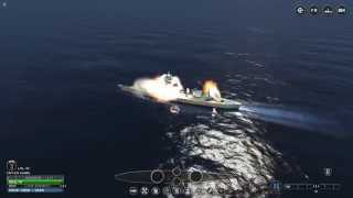 Victory at Sea game - WW2 naval warfare game Beta trailer 1
