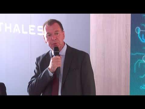 [Conférence] La Ruche : un exemple de co-innovation dans le milieu de la défense