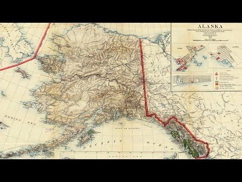 Alaska History and Cartograph (1906)