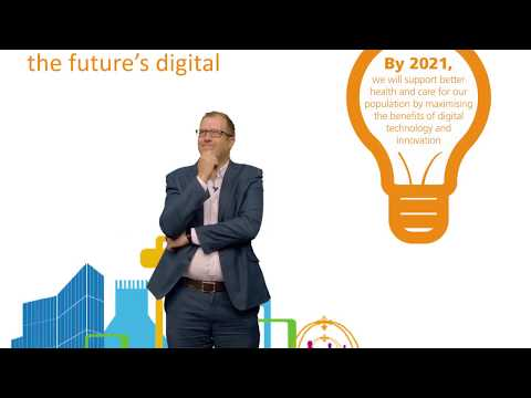 Global Digital Exemplar: The Digital Future of Royal Liverpool and Broadgreen University Hospitals