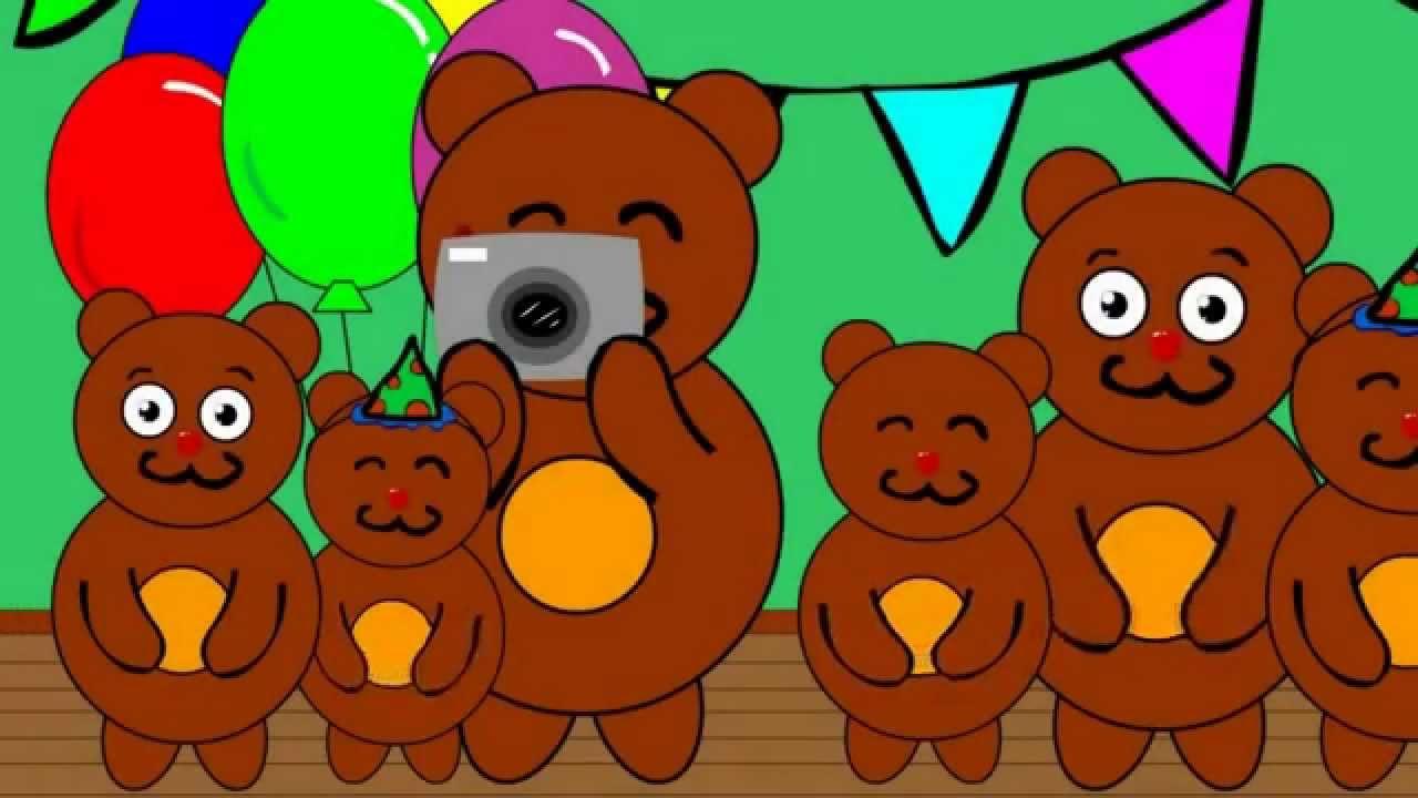 Feliz cumplea os dibujo animado youtube - Feliz cumpleanos infantil animado ...