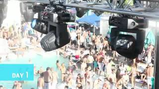 Wet Republic- MDW 2010 -  Deadmau5, Afrojack , Sharam, Roger Sanchez, Fedde Le Grand, Chuckie
