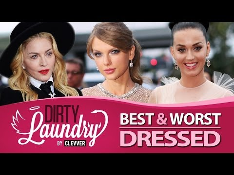Best and Worst Dressed Grammy Awards 2014 - Dirty Laundry