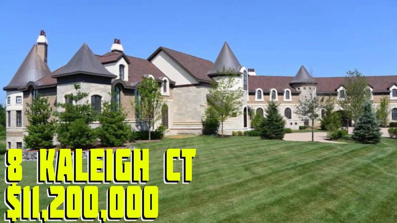 Preview Chicago Most Expensive Homes Barrington Youtube
