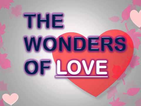 THE WONDERS OF LOVE -  Ed Lapiz