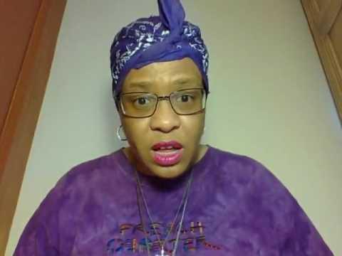 I'M A ANGRY BLACK WOMAN