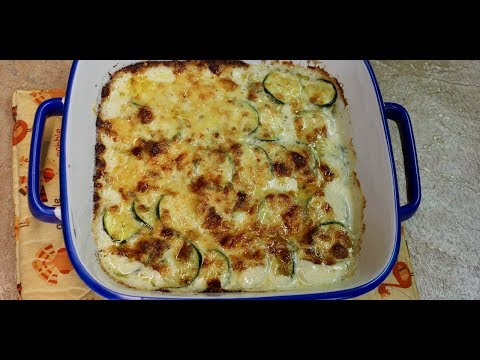 Zucchini Casserole Keto low carb with Michael's Home Cooking