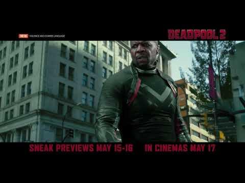 Deadpool 2 - B Team