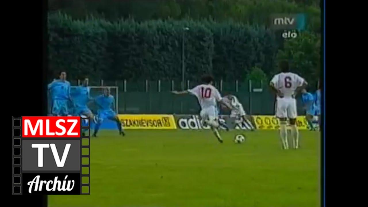 San Marino-Magyarország | 0-5 | 2003. 06. 11 | MLSZ TV Archív