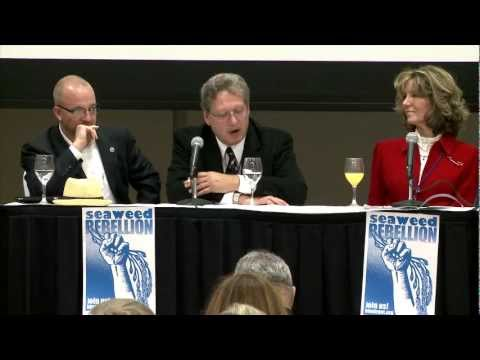 Plenary: Healthy Oceans, resilient coasts, jobs and the economy Panel Part 2