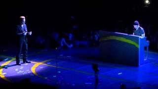 U2 - Live - Every Breaking Wave - 3Arena - Dublin - November 24th 2015