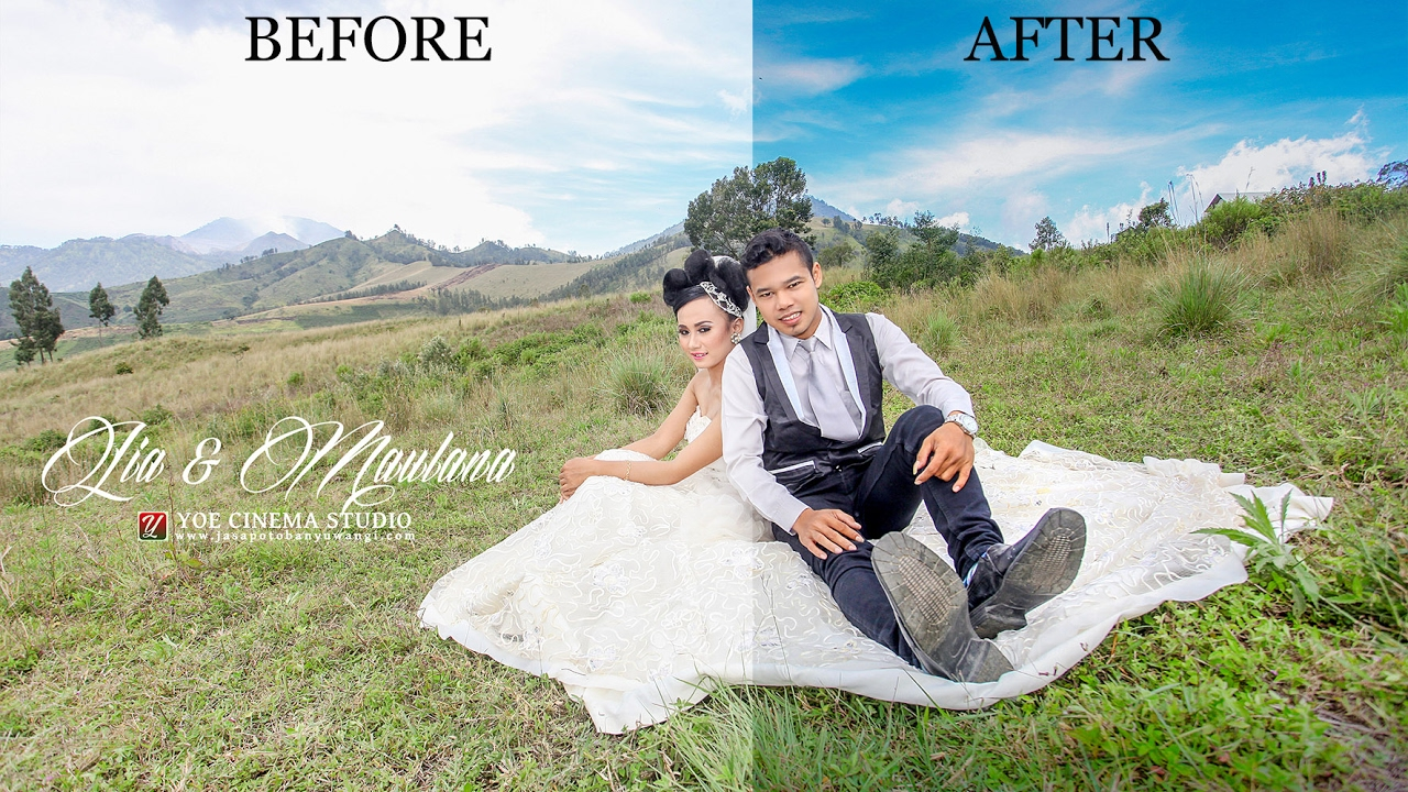 Cara edit foto menggunakan camera raw adobe photoshop cc ...