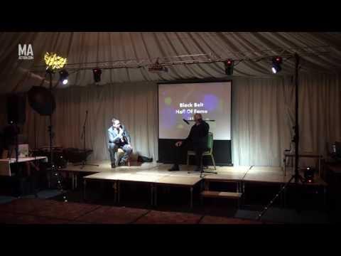 MAI BLACK BELT HALL OF FAME AWARDS 2016: Alfie Lewis Interview