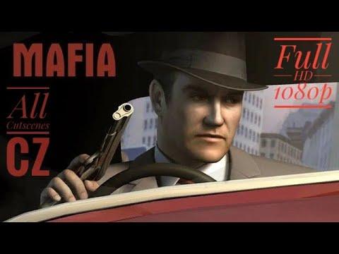Mafia-FILM-(Full HD-1080p) CZ (All Cutscenes)